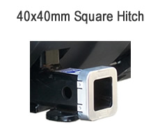40mm hitch mounting