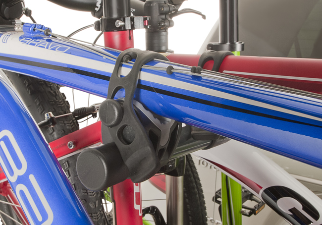 Rhino RBC008 bike rack cradles
