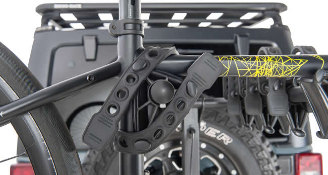 Rhino RBC038 bike rack cradles