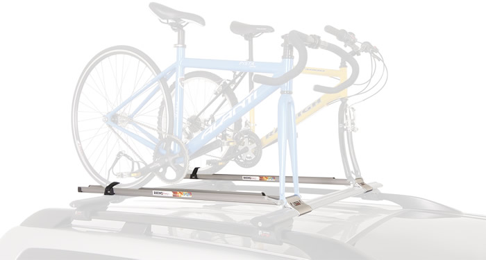 Rhino RBC011 bike rack for cars