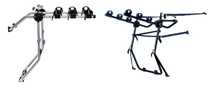 Thule FreeWay bike rack images