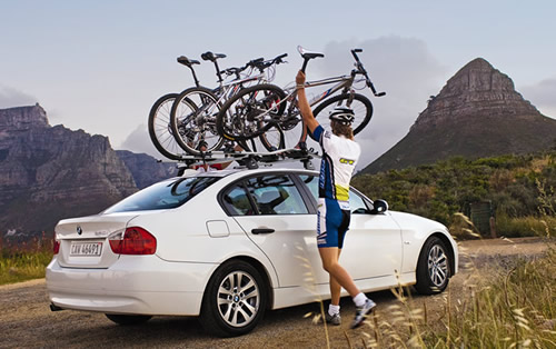 Thule Proride bike carrier