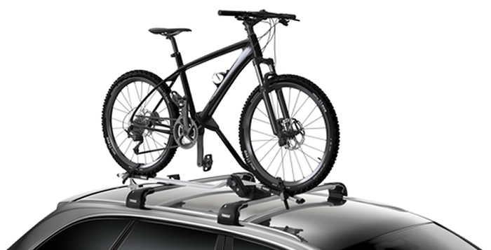 Thule Proride 598 bike carrier