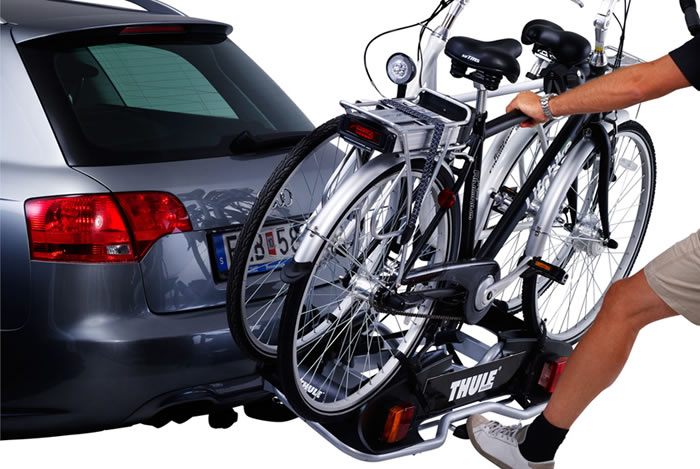 Thule EuroPower bike carrier