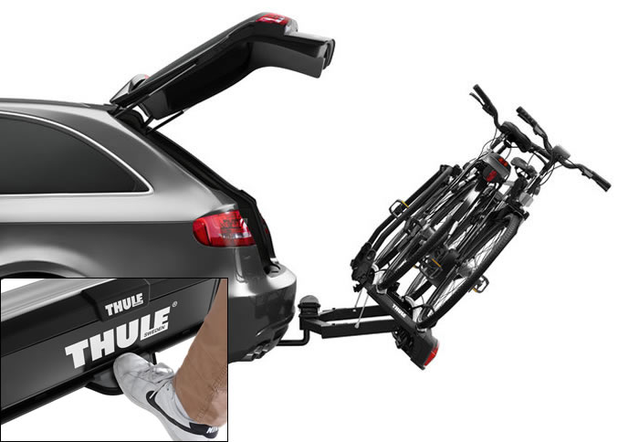Euro Power bike carrier