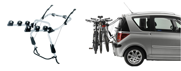 Thule ClipOn bike carrer 9103 and 9104