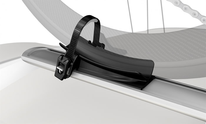 Whispbar WB200 bike carrier