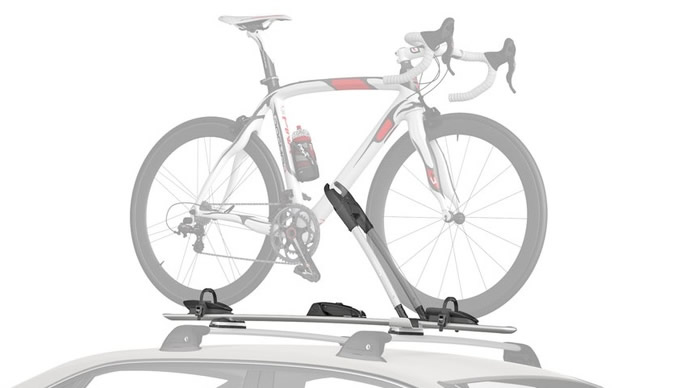 whispbar WB201 bike carrier with cycle