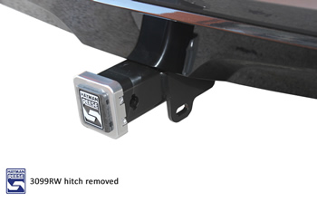 Subaru Forester tow hitch