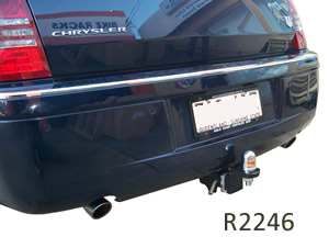 Towbar fitted to Chrysler 300C