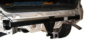 Ford Escape towbar fitting