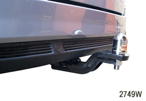 Tow bar Ford Mondeo wagon (diesel)