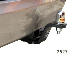 Tow bar Honda Jazz