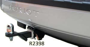 Tow bar Jeep Patriot