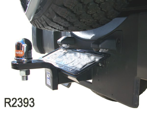 Towbar Jeep Wranlger 2 door