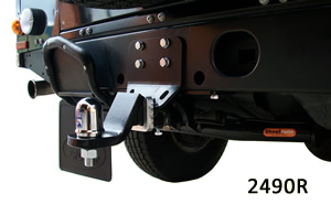 Landrover Defender Tow bar