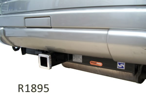 Tow bar Nissan X-Trail T30