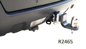 Tow bar Nissan X-Trail T31