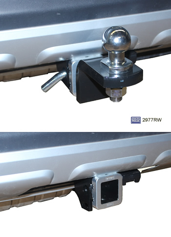 Skoda Superb towbar