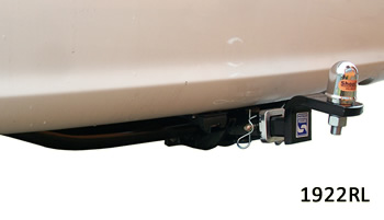 Toyota Camry quick release towbar