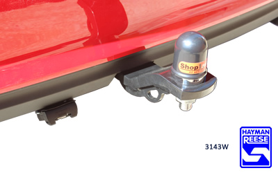 Toyota Camry tow bar