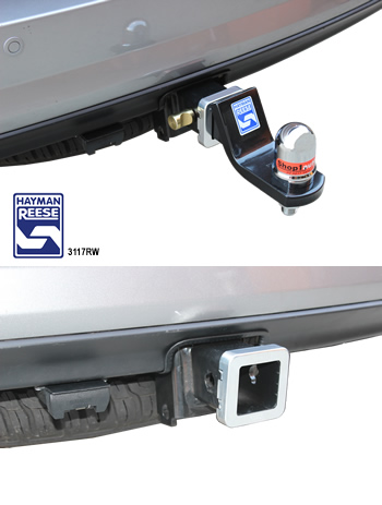 Toyota Fortuner towbar