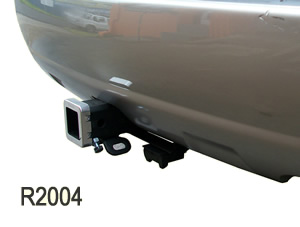 Toyota Kluger tow bar