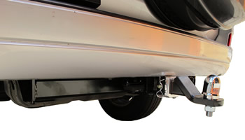 Towbar fitted