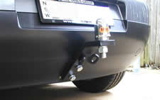 VW Golf Tow Bar Lug fitted