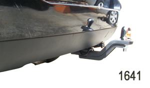Tow bar VW Passat