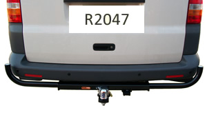 VW TRansporter tow bar Haymna Reese