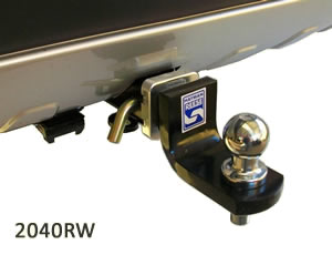Volvo XC90 towbar fitting
