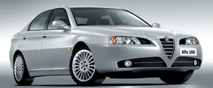 ALfa 166 vehicle image