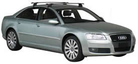 Audi A8 vehicle image