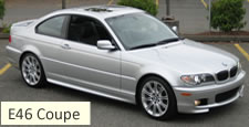 BMW 3 Series E46 Coupe