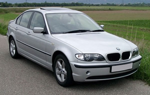 BMW 3 Series vehicle pic
