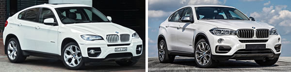 BMW X6 vehicle pic