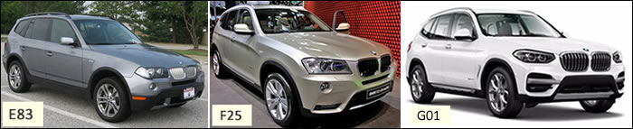 BMW X3 wagon towhitch