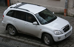 Chery J11 vehicle image