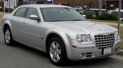 Chrysler 300C vehicle pic