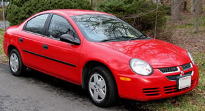 Chrysler Neon vehicle image