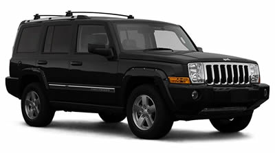 Jeep Commander vehicle image