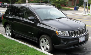 Jeep Compass vehicle pic