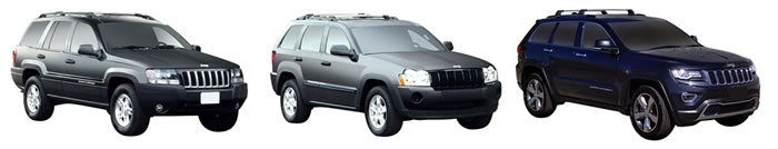 Jeep Grand Cherokee vehicle image