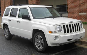 Jeep Patriot vehicle image