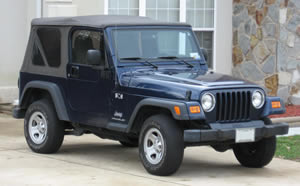 Jeep Wrangler 2dr vehicle pic