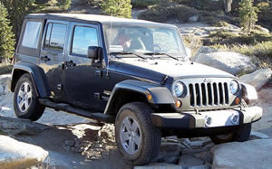 Jeep Wrangler vehicle image