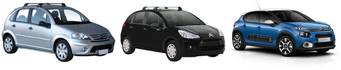 Citroen C3 Vehicle Image