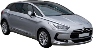 Citroen DS5 vehicle pic