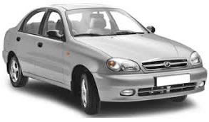 Daewoo Lanos vehicle image